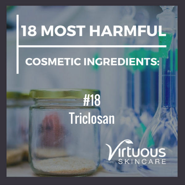 18 Most Harmful Cosmetic Ingredients: Lets Talk About Triclosan