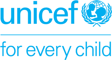 Unicef Logo for Poems for Peace Charity through Atticus Poetry Foundation Donations and Gift Ideas