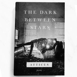 Official Signed Paperback of The Dark Between Stars