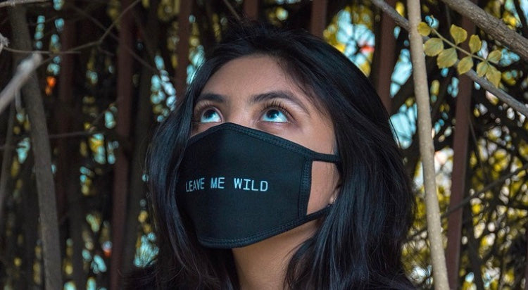 Atticus Poetry - leave me wild - mask