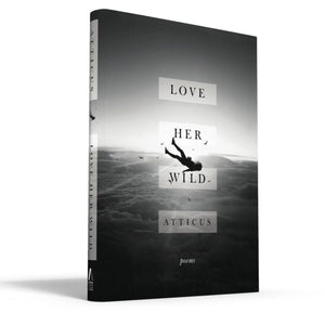 Official Signed Hardcover of Love Her Wild