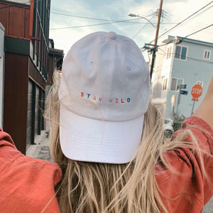 Stay Wild - Dad Hat