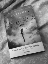 Atticus - The Truth About Magic Signed Copy - Atticus Poetry - Books - Love Poems signed NYT bestseller best gift poems atticus poetry @atticuspoetry instapoetry instagram