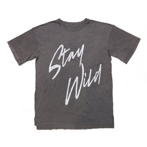 Stay Wild Vintage Tee - Atticus Poetry Merch - Poems