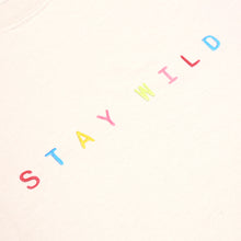 Rainbow Stay Wild - Tee - Atticus Poetry Merch - Poems