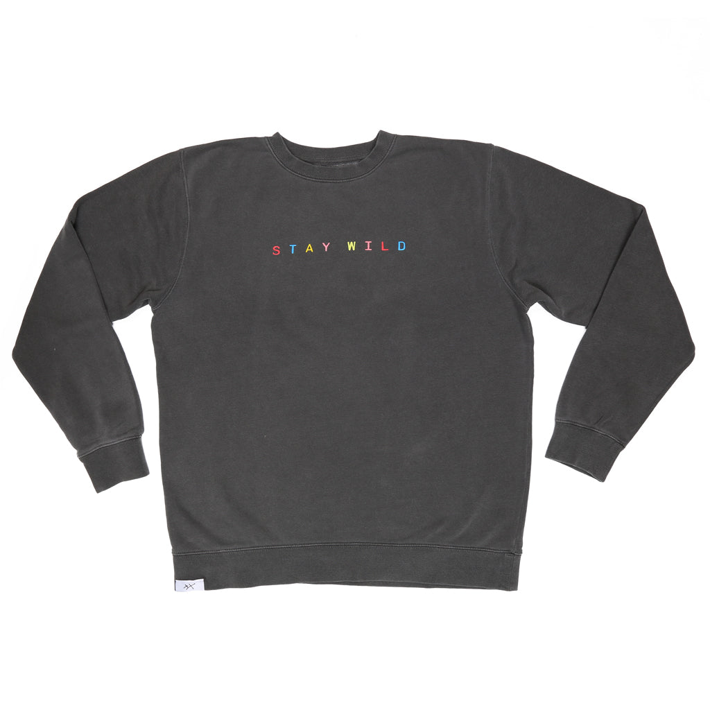 Stay Wild Crewneck - Atticus Poetry Merch - Poems