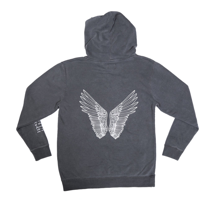 Black Wings Hoodie - Atticus Poetry Merch - Love Poems