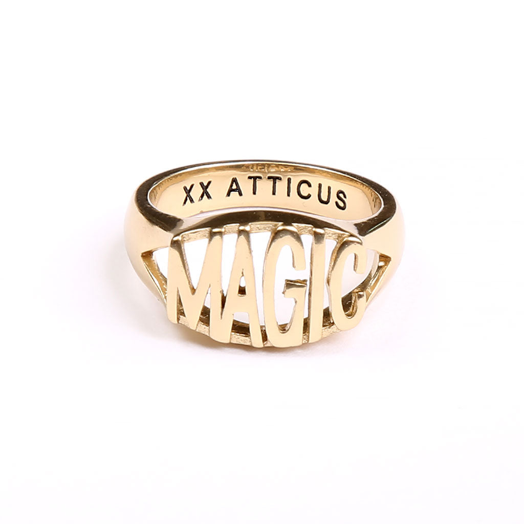 Atticus Poetry - Jewelry - Rings - Magic Ring