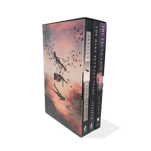 Official Signed 3-Book Box Set