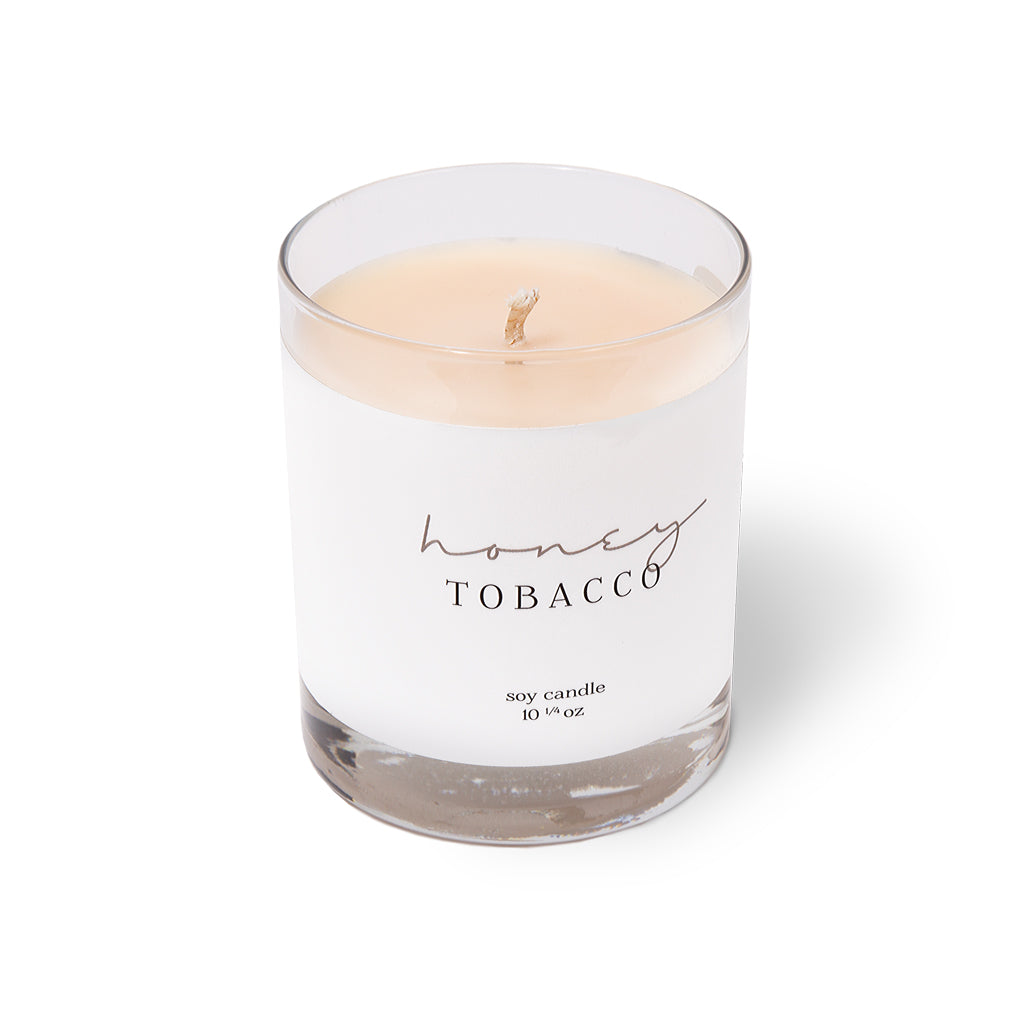 Honey Tobacco Candle