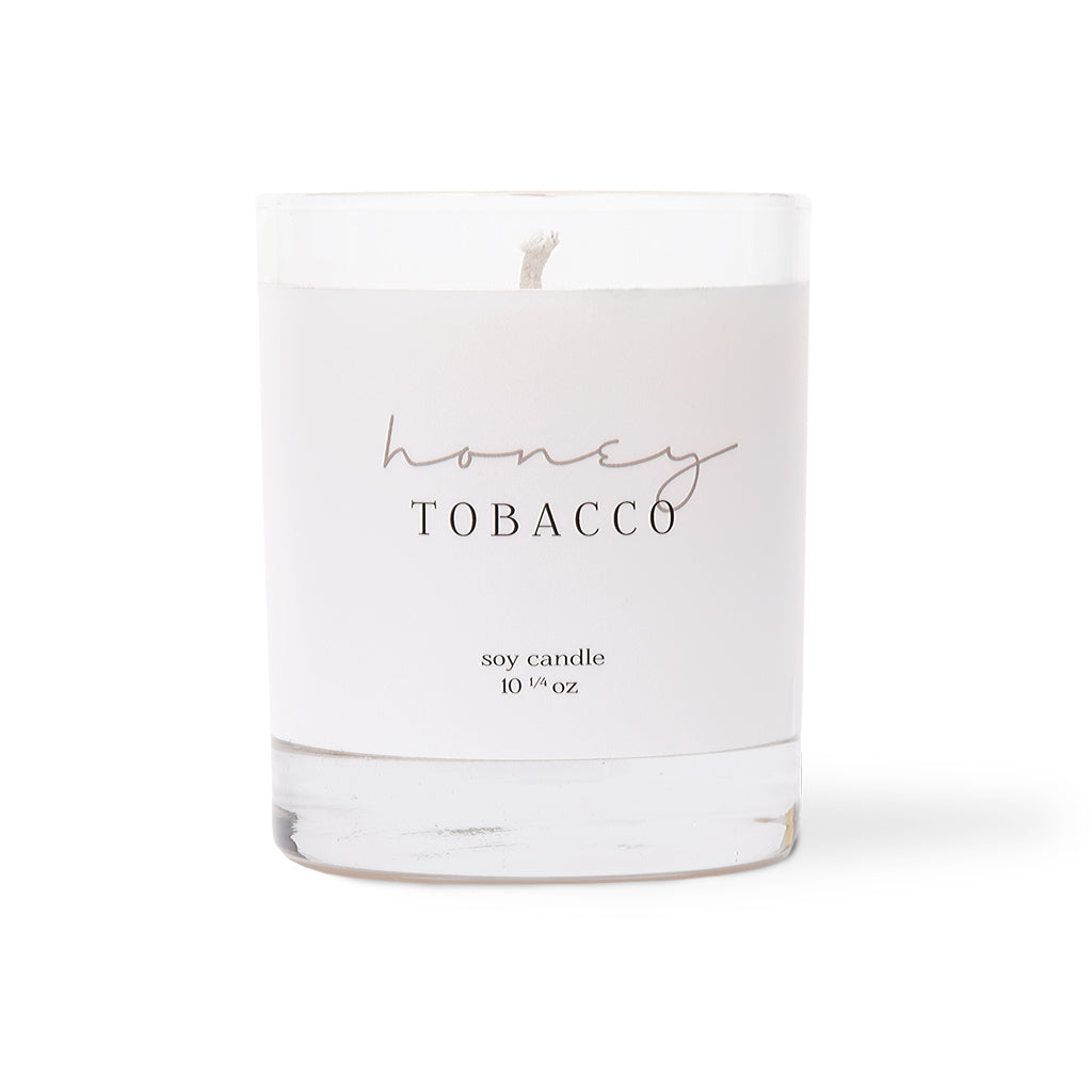Atticus Poetry - Candle - Honey Tobacco