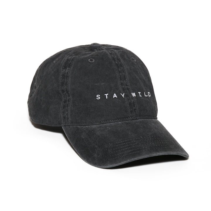 Black Hat - Stay wild hat - Atticus poetry