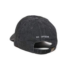 Black hat - Atticus - dad hat - love poetry