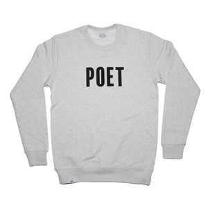 POET Crew - Heather Grey