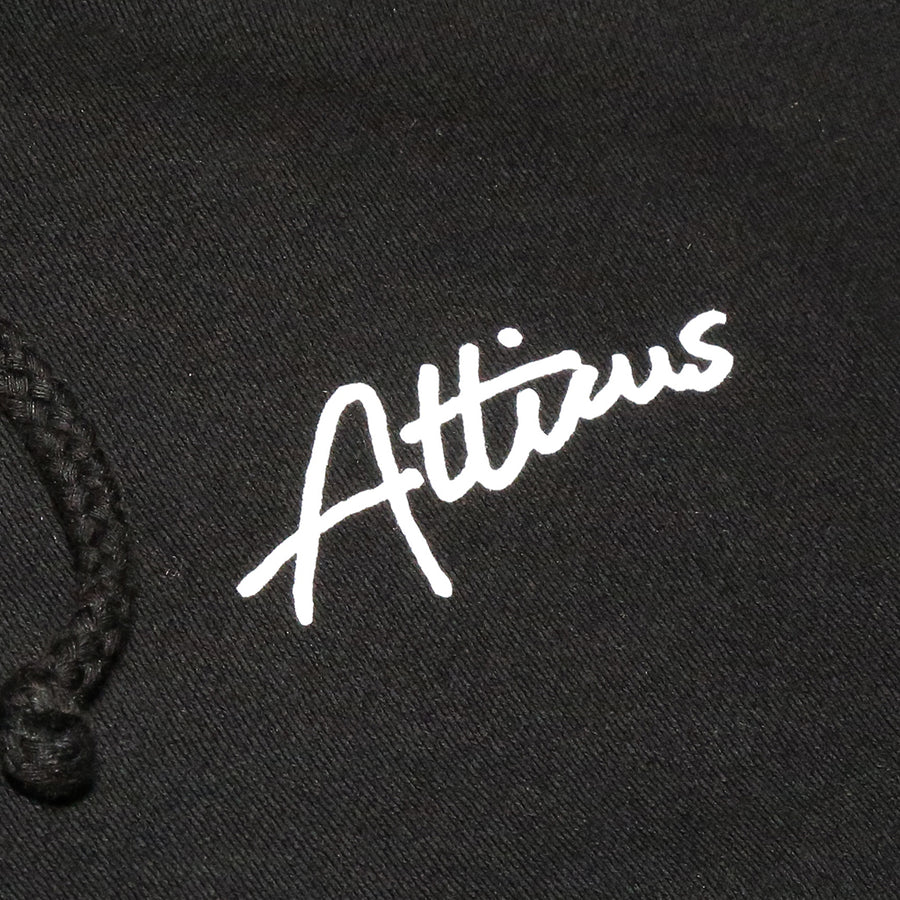 Black Rose Hoodie - Atticus Poetry - Atticus Merch