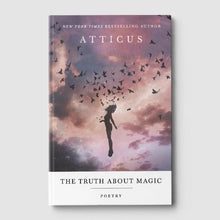Official Signed Hardcover of The Truth About Magic
