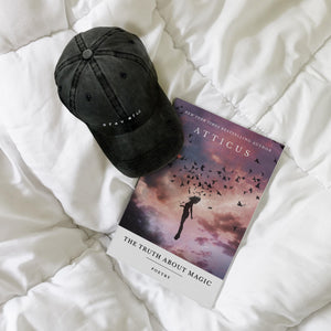 Atticus Poetry - Book and Hat - Bundle