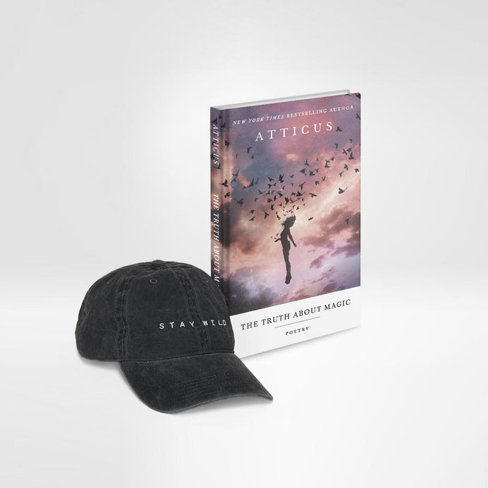 Book + Hat Bundle