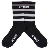 Attaquer Socks Faded Stripe