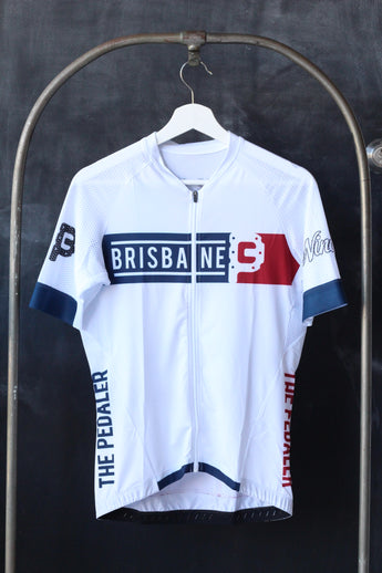 Brisbane Contintal Team Jersey