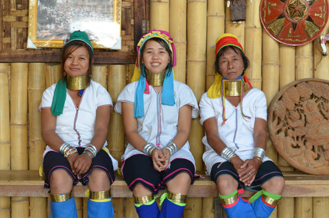 Loikaw, the home land of Kayah