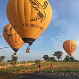 Golden Eagle Ballooning - Alamanda Travels, Myanmar