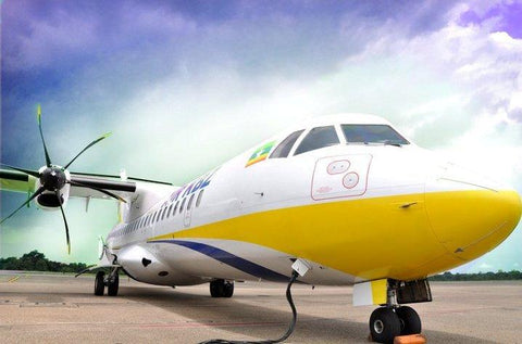#ALM_1041 - Air Tickets - Alamanda Travels, Myanmar