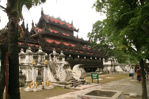 Private Full Day Tour - Mandalay & Amarapura - Alamanda Travels, Myanmar