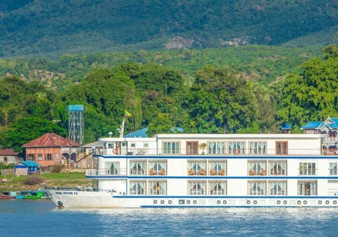 Irrawaddy River Cruise [Bagan- Mandalay V.v] 2Nights/3 Days - Alamanda Travels, Myanmar