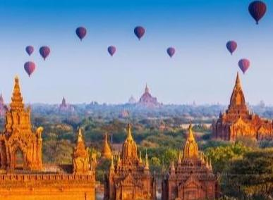 Bagan Sightseeing Tour with Guide - Alamanda Travels, Myanmar