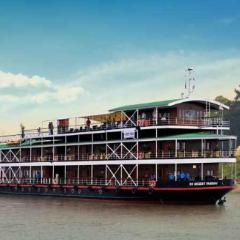 Irrawaddy River Cruises (Book through us & grab BIG discount) - Alamanda Travels, Myanmar