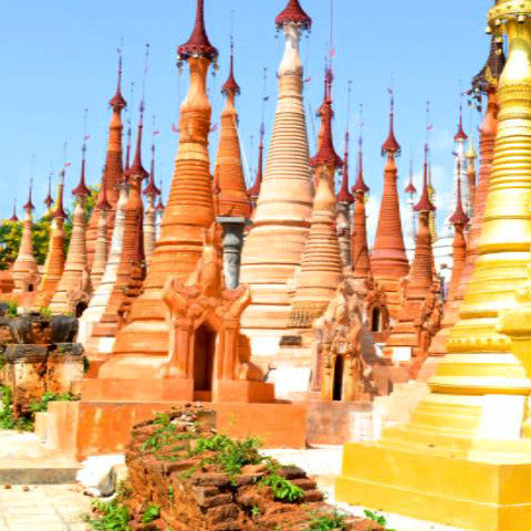 Full-Day Inle & Inn Dein Boat Tour - Alamanda Travels, Myanmar