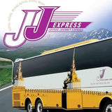 Express VIP BUS E-Tickets [All Destinations] - Alamanda Travels, Myanmar