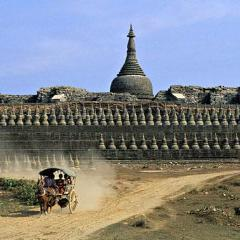 4Days 3Nights (Sittwe- Mrauk U- Chin Village by Car + Boat) - Alamanda Travels, Myanmar
