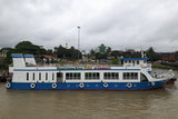 Yangon River Sunset Cruise on Weekdays - Alamanda Travels, Myanmar