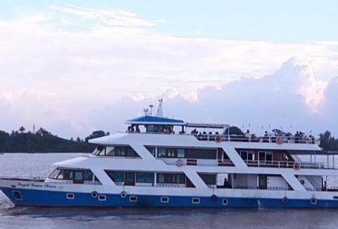 Yangon River Cruise Tour ( Dinner Cruise) - Alamanda Travels, Myanmar