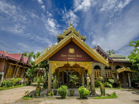 Selected Hotels in Sittwe & Mrauk U - Alamanda Travels, Myanmar