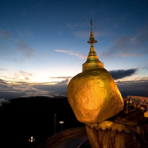 2 days 1 night Trip to The Golden Rock - Alamanda Travels, Myanmar