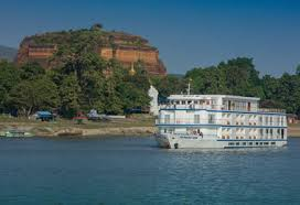 Irrawaddy River Cruise [Bagan-Monywa-Mandalay V.v] 5Nights/6 Days - Alamanda Travels, Myanmar