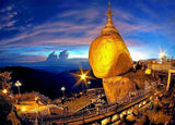Selected Hotels at Golden Rock - Alamanda Travels, Myanmar