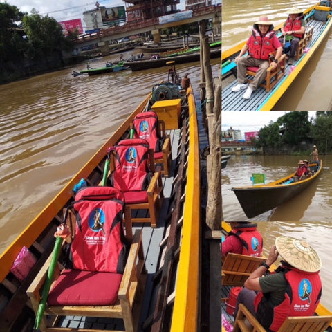 Boat Rental - Inn Dein Full Day - Alamanda Travels, Myanmar