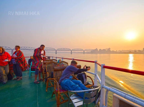 Day Cruise Bagan to Mandalay - Alamanda Travels, Myanmar