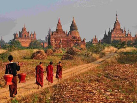 Bagan -3 Days 2 Nights Tour with Guide - Alamanda Travels, Myanmar