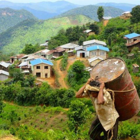 Hsipaw- Shan Villages Walking Tour (Half Day) - Alamanda Travels, Myanmar