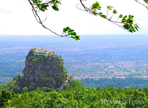 Private Day trip to Mt Popa & Salay with Guide - Alamanda Travels, Myanmar