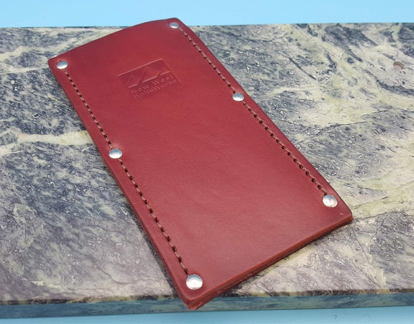 New West Brand Leather Fixed Blade Knife or Tool Sheath Pouch 5 1/2