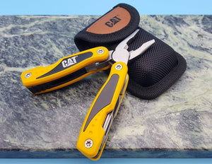 CATERPILLAR Mini Tool 13 Function with Nylon Sheath CAT - Big Sky Knife