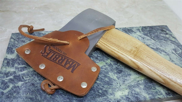 Marbles Leather Axe or Hatchet Sheath for up to 3.5