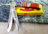 Kissing Crane Trapper folding knife EMT 2018 American Hero Limited Edition - Big Sky Knife