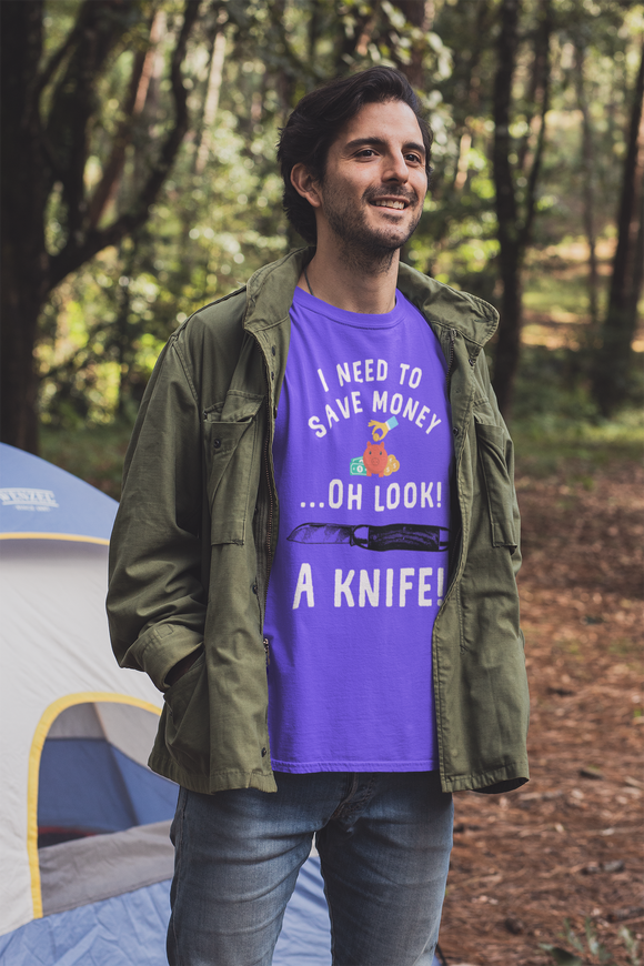 Pocket Knife Collector Collecting Knives  Unisex Ultra Cotton Tee